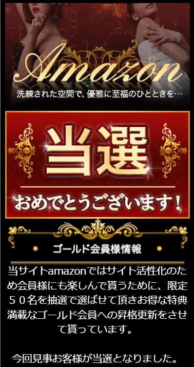 Amazon当選画像
