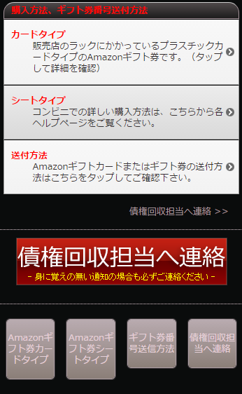 債務徴収担当者:柴田 購入方法